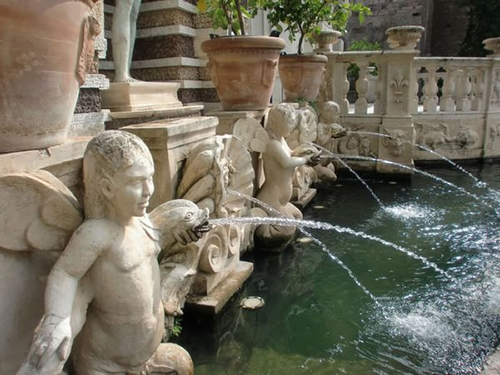 When In Rome You Must Visit Tivoli Fountains 3