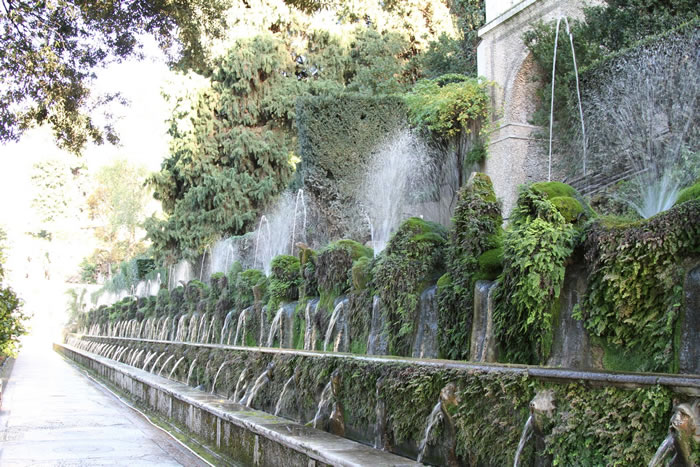 When In Rome You Must Visit Tivoli Fountains 5