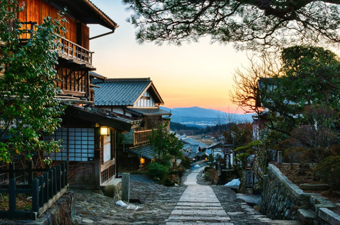 10 Picturesque Streets You Should Walk Down Before You Die 9