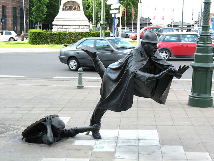 25 Of The Most Creative Sculptures From Around The World 13