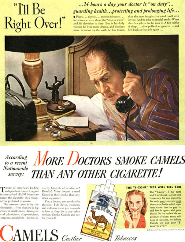 Advertising Techniques From The Past That Would Be Banned Today (6)