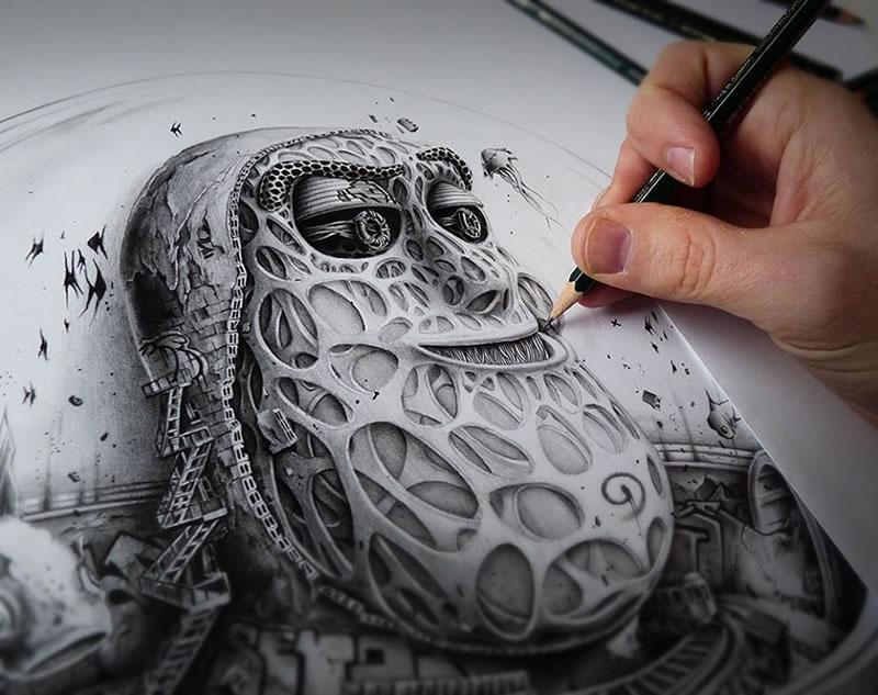 Pics Photos Pencil Drawings 2 Amazing