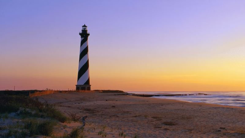 Cape Hatteras Lighthouse Beach 25 Cleanest Beaches America
