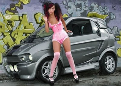 Car Body Kits 32 Craziest Mini Mobiles Ever (22)