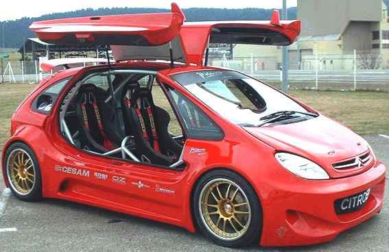 Car Body Kits 32 Craziest Mini Mobiles Ever (23)