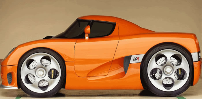 Smart Car Body Kits 32 Craziest Mini Mobiles Ever