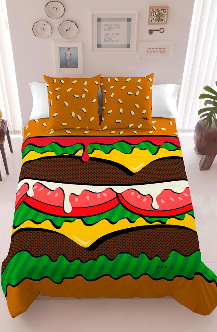 Creative Bedding Covers 25 Designs Are The Stuff Of Dreams (14)