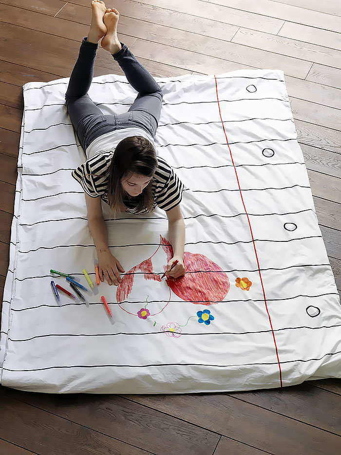 Creative Bedding Covers 25 Designs Are The Stuff Of Dreams (2)