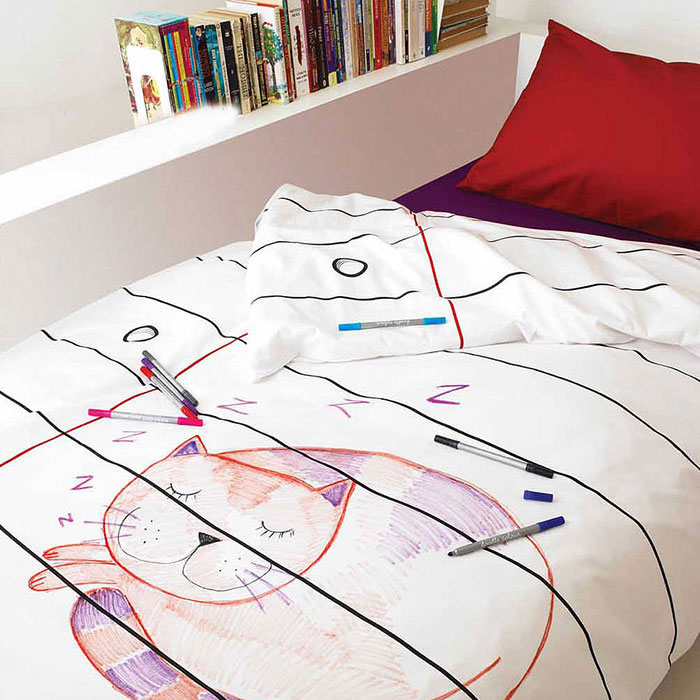 Creative Bedding Covers 25 Designs Are The Stuff Of Dreams (3)