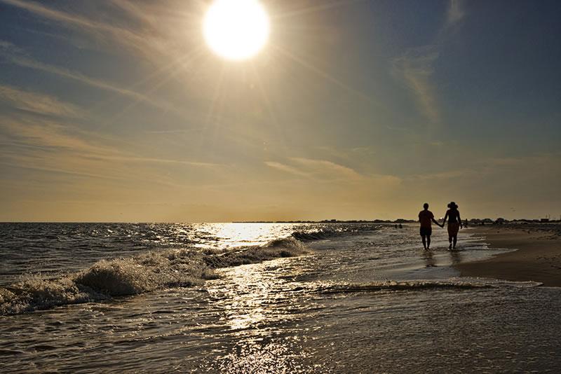 Dauphin Island 25 Cleanest Beaches America