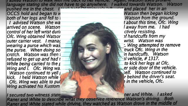 Dui Lawyers Needed For These Girls - Dumb Things Women Done While Drunk 8