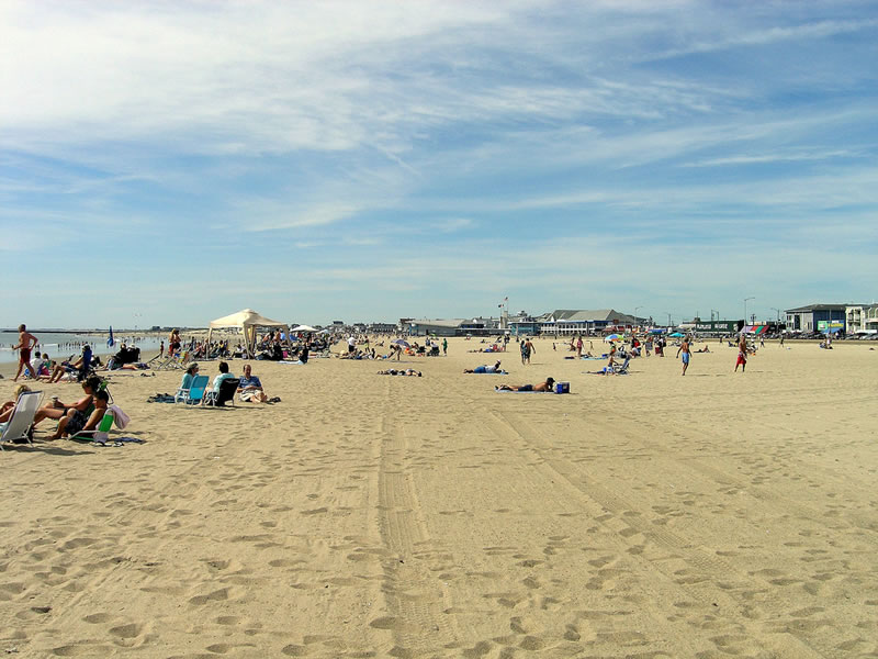 Hampton Beach 25 Cleanest Beaches America