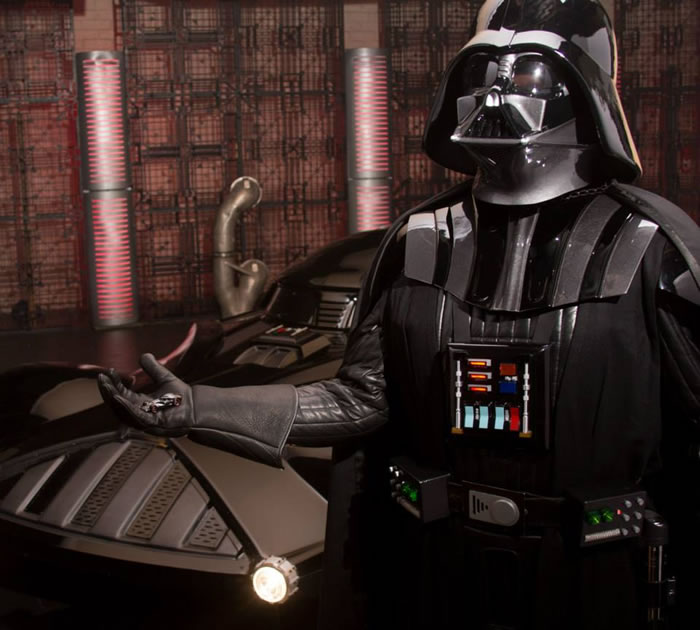 Hot Wheels Build The Darth Vader Mobile And It is Awesome 2