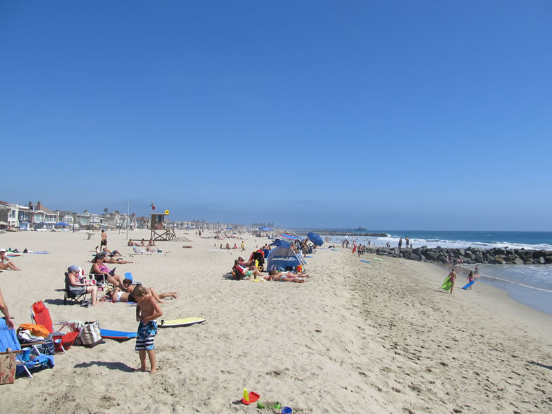 Newport Beach 25 Cleanest Beaches America