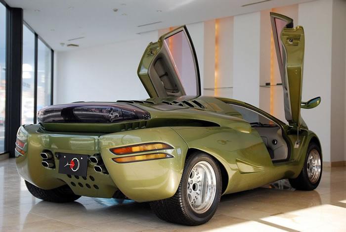 One Off Lamborghini Sogna Sells For 3.2 Million Dollars 1