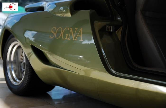 One Off Lamborghini Sogna Sells For 3.2 Million Dollars 3