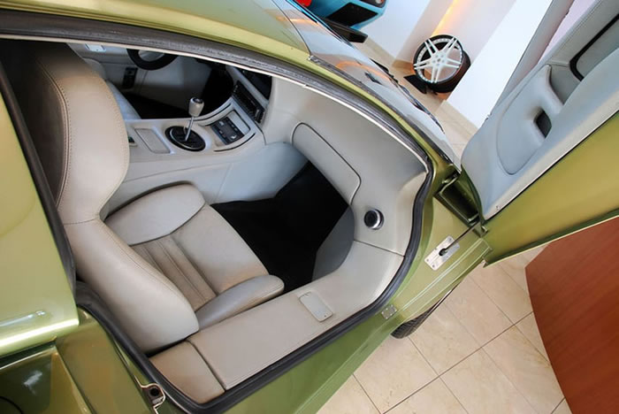 One Off Lamborghini Sogna Sells For 3.2 Million Dollars 5