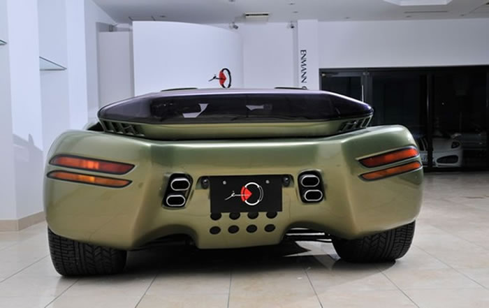 One Off Lamborghini Sogna Available For 3 2 Million Dollars