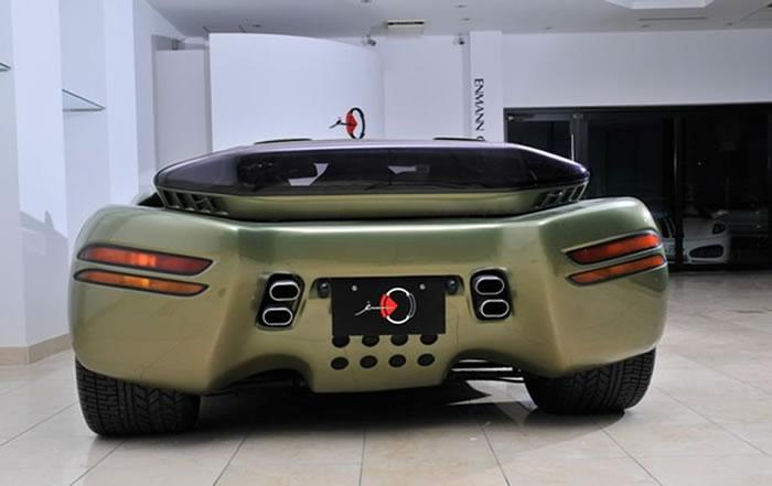 One Off Lamborghini Sogna Sells For 3.2 Million Dollars 7
