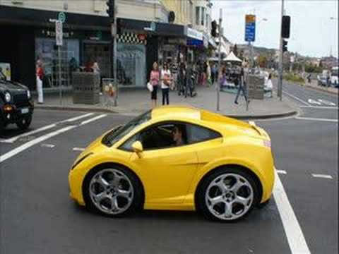 Smart Car Body Kits 32 Craziest Mini Mobiles Ever (2)