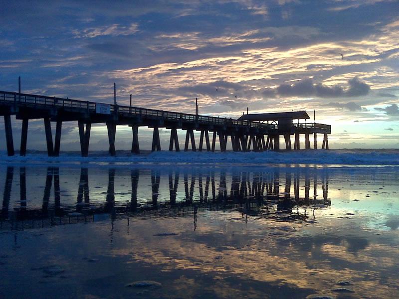 Tybee Island 25 Cleanest Beaches America
