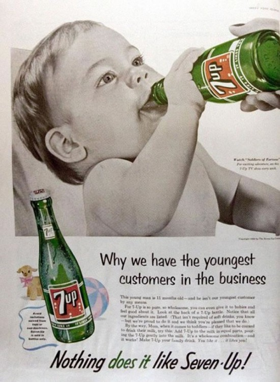 Vintage Advertising Techniques That Would Be Banned Today (3)