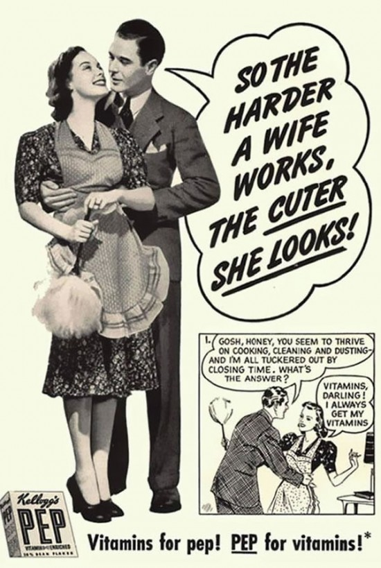 Vintage Advertising Techniques That Would Be Banned Today (4)