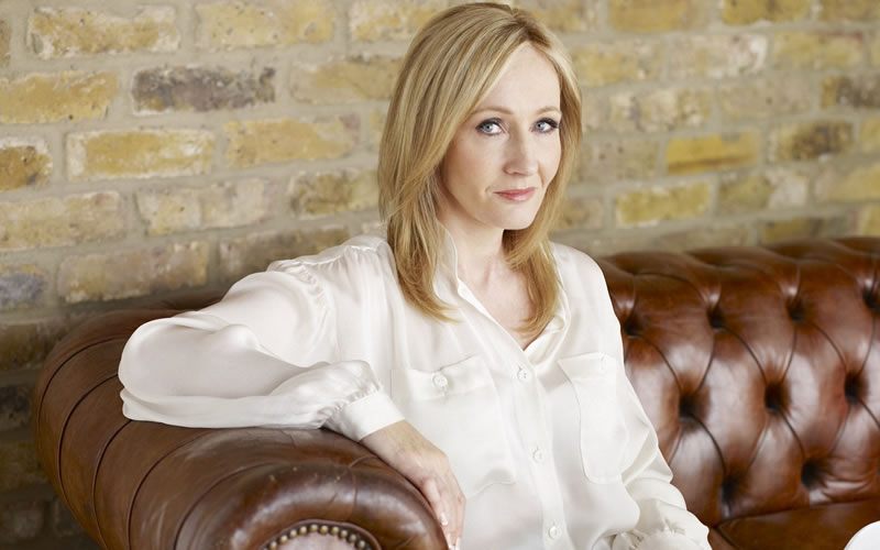 1 J.K. Rowling Top Ten Richest Authors In The World Today