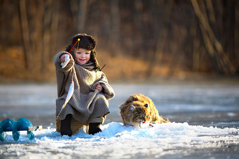 4 Beautiful Images Of Children Playing From Around The Globe