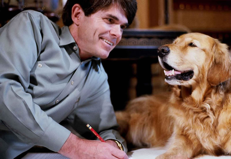 9 Dean Koontz Top Ten Richest Authors In The World Today