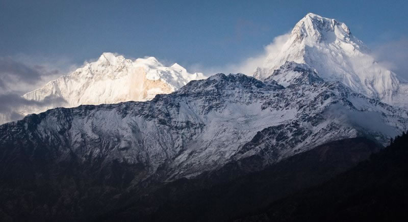 Annapurna I - Highest Mountains In The World