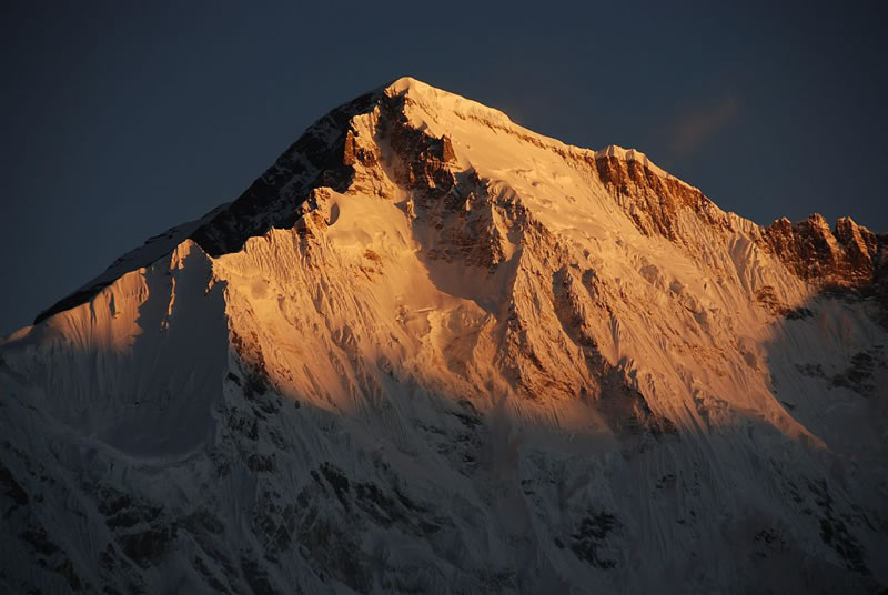 Cho Oyu - Highest Mountains In The World