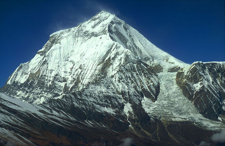 Dhaulagiri I - Highest Mountains In The World