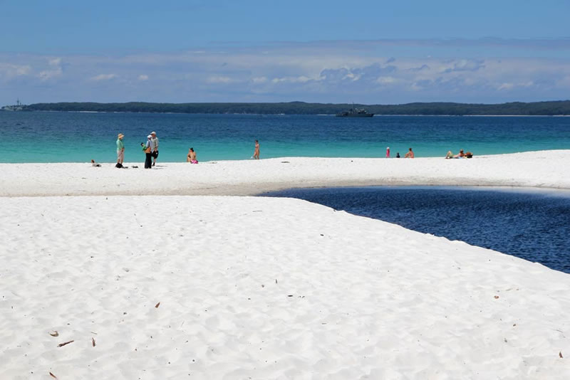 Hyams Beach - Vacation Australia