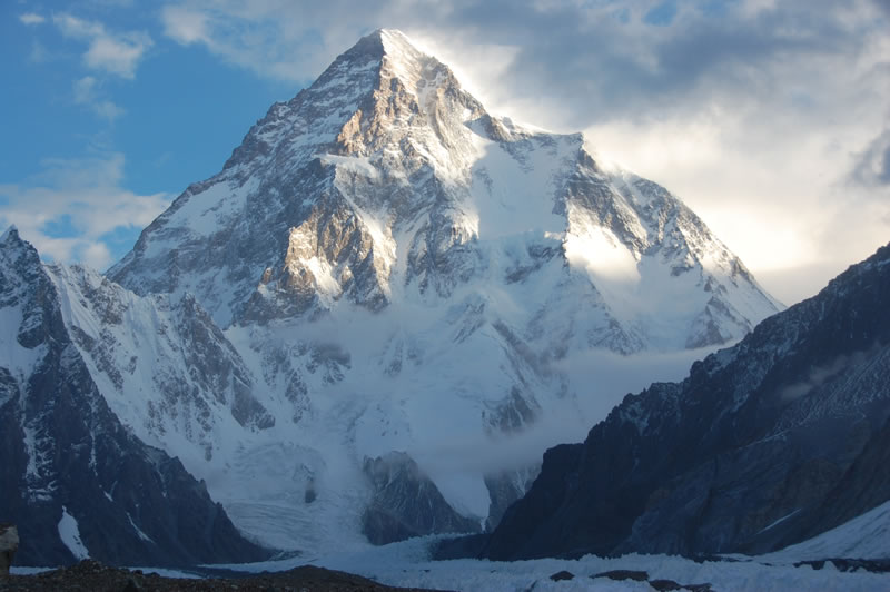 K2 - Highest Mountains In The World