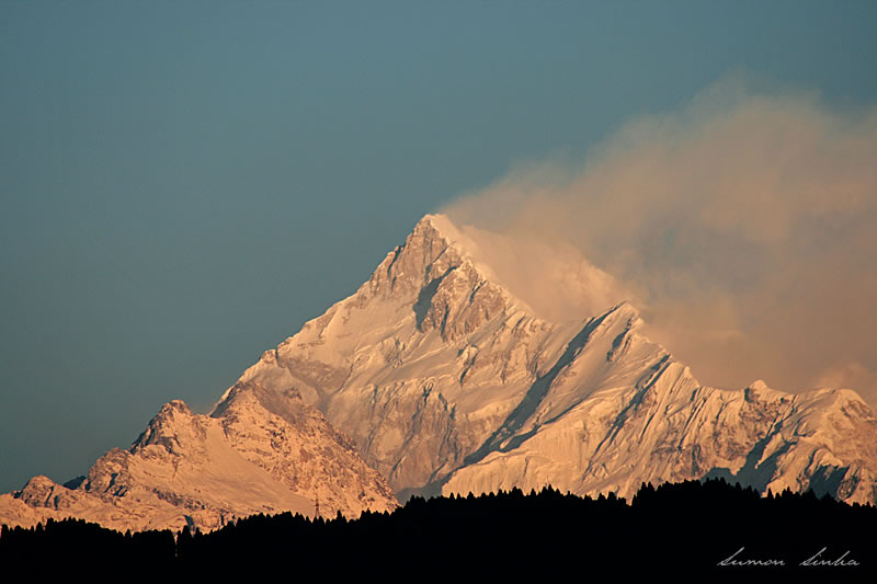 Kangchenjunga - Highest Mountains In The World