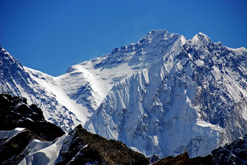 Lhotse - Highest Mountains In The World
