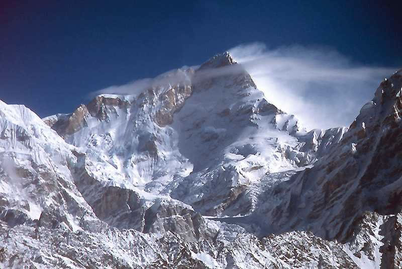 Manaslu - Highest Mountains In The World