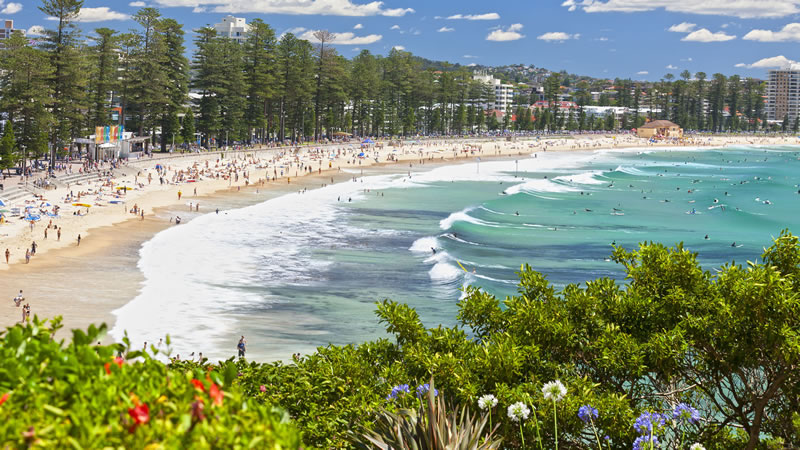 Manly Beach - Vacation Australia