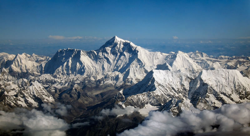 Mount Everest - Highest Mountains In The World