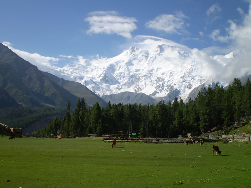 Nanga Parbat - Highest Mountains In The World