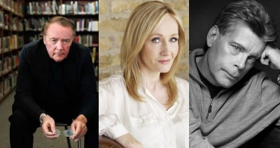 Top Ten Richest Authors In The World Today