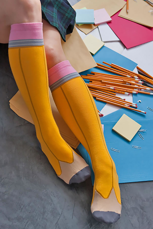 15 Fun Socks And Tights To Make Your Legs Look Awesome 7