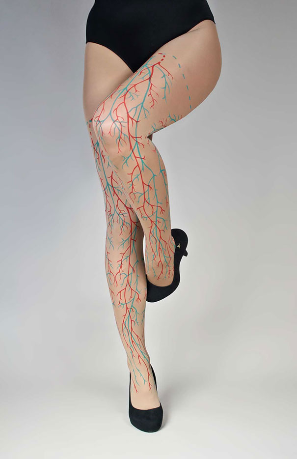 15 Fun Socks And Tights To Make Your Legs Look Awesome 9