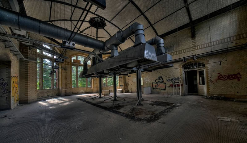 Beelitz-Heilsttten Haunted Places