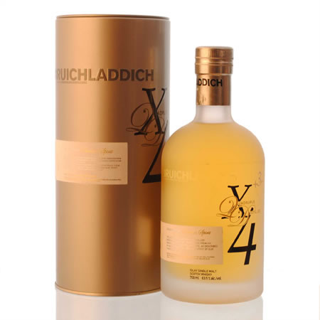 Bruichladdich X4 Quadrupled Whiskey Top 10 Strongest Alcoholic Drinks In The World