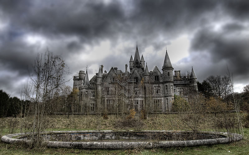 Chateau Noisy Haunted Places