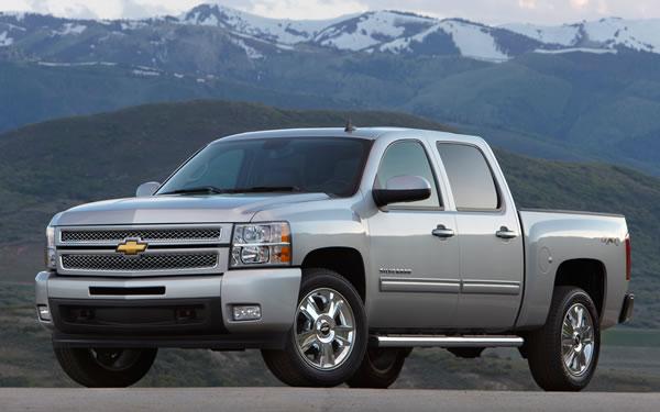 Top 10 Most Stolen Cars in America - Chevrolet Silverado