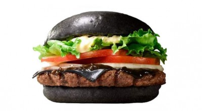 Did You Know Burger King In Japan Sells Black Burgers?