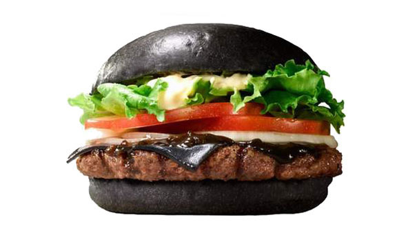 Did You Know Burger King In Japan Sells Black Burgers 1